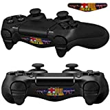 Mod Freakz Pair of LED Light Bar Skins B Football Soccer Club for PS4 Controllers