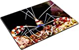 MSD Place Mat Non-Slip Natural Rubber Desk Pads Design: 28294636 Banded Boxing Shrimp Stenopus hispidus in The Red Sea Egypt