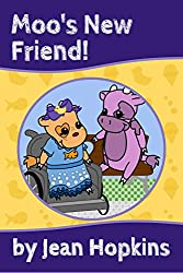 Moo's New Friend! (Moo Family Book 4)