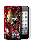 iphone 5 case iron man - Genuine Marvel Avengers Age Of Ultron Iron Man Lenticular 3D iPhone 5 / 5s Cover Case