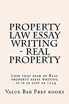 Property law essay