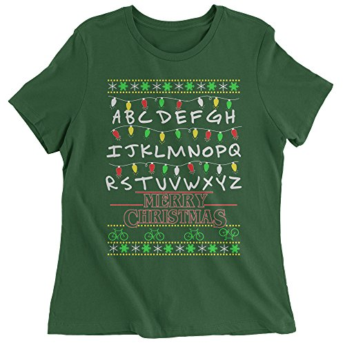 Strange Merry Christmas T-Shirt