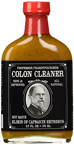 Colon Cleaner Hot Sauce Pack product image