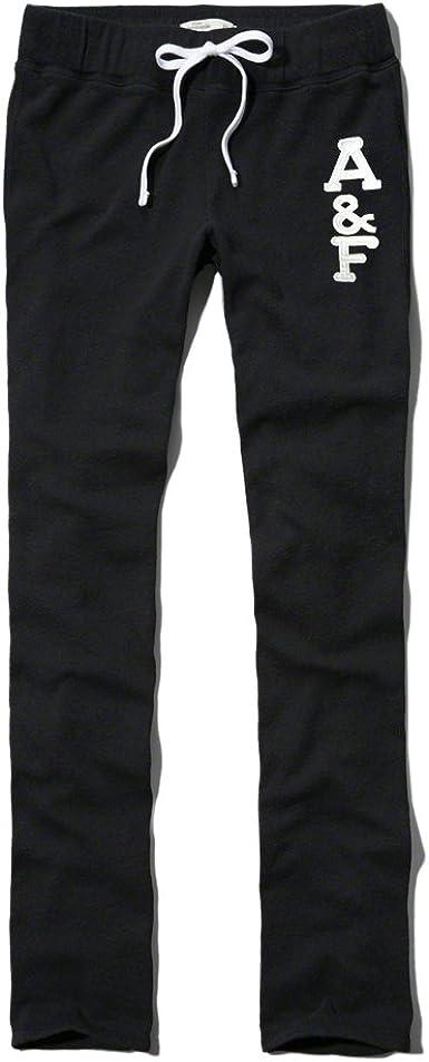 Abercrombie Fitch Pantalon Deportivo Para Mujer Negro 14 Amazon Es Ropa Y Accesorios