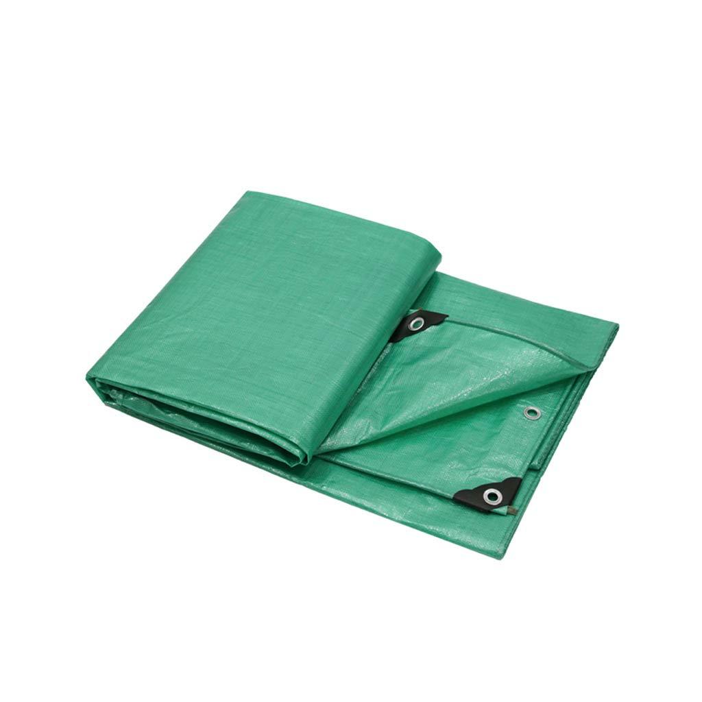 LITING Regenfestes Tuch Staubdichtes Sonnenschutzmittel Verdickungsplane Plastikstoff Outdoor (größe   4  6m)