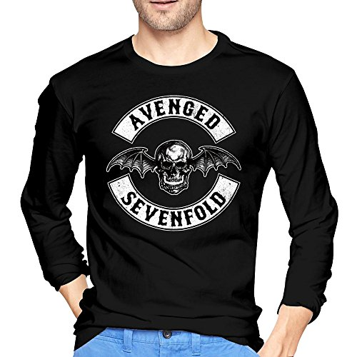 Avenged Sevenfold New A7X Albums Tshirts Mens Long-Sleeve - On Miley Cyrus Shades