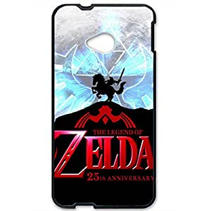 Customized The Legend of Zelda Phone Case Design 3D Hard Plastic Case Cover For Htc One M7 Legend of Zelda Series