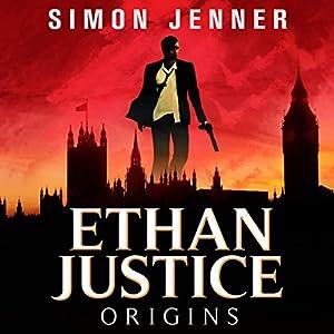 Ethan Justice: Origins Audiobook