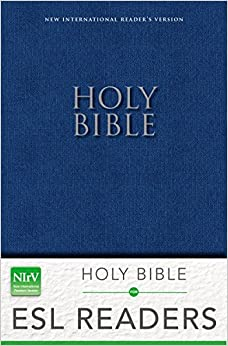 NIrV, Holy Bible: for ESL Readers,, Blue