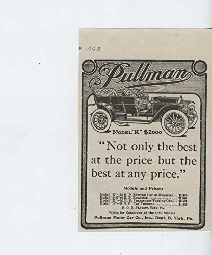 1909-pullman-model-k-york-pa-automobile-magazine-ad-isley-graphite