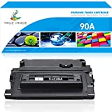 True Image Compatible Toner Cartridge Replacement for HP 90A CE390A 90X CE390X Toner HP Laserjet Enterprise 600 M602 M601 Toner M4555 M602dn M602n M602x M603dn M603n M4555f M4555h Printer Ink Black