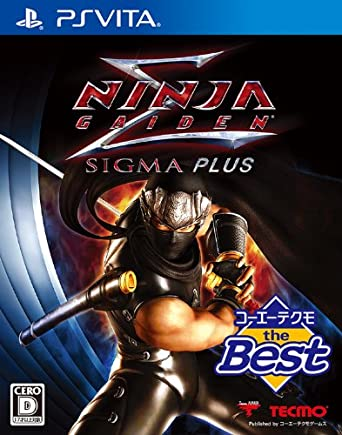 Amazon.com: NINJA GAIDEN Σ PLUS - Koei the Best - for PSVita ...