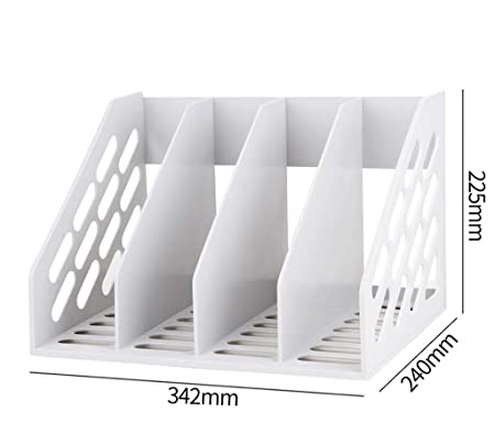 Carpetas Estantería para archivadores estantería simple mesa para ...
