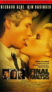 Final Analysis [VHS]