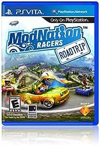 Mod Nation Racer: Road Trip - PS Vita