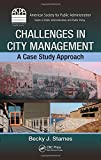 Challenges in City Management 1st Edition