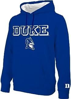 6bd5d307ba2d E5 NCAA Duke Blue Devils Royal Embroidered College Classic Hoodie Sweatshirt