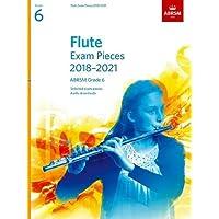 Flute Exam Pieces 2018-2021, ABRSM Grade 6: Selected