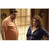 The Sopranos (TV Series 1999 - 2007) 8 Inch x10 Inch Photo Joseph R. Gannascoli & Aida Turturro kn