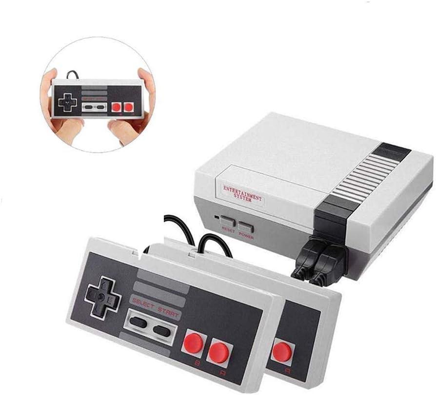 f2056f8542cd Amazon.com  HIOTECH NES Classic Mini Retro Game Console - Built-in ...