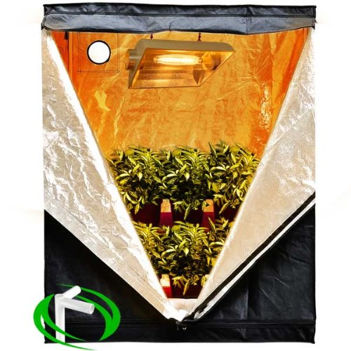 Hydroponics Indoor Grow Tent- 4x2 (48