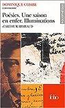 Poésies de Rimbaud par Combe