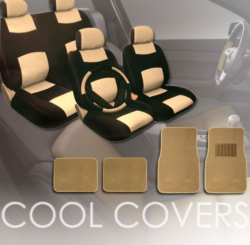 02 Leather Car Seat Cover - 4