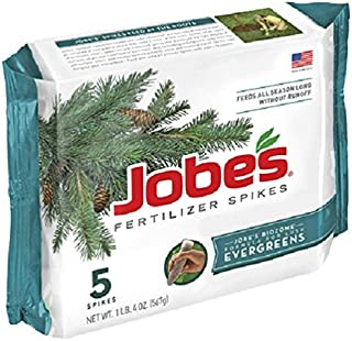 product image for Jobe's 01001 5 Pack 13-3-4 Evergreen Fertilzer Spikes - Quantity 4