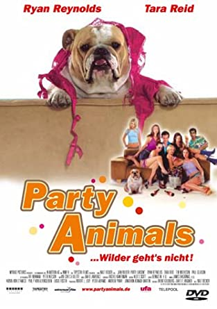 Party Animals Lettering And Hippo With Banjo, Elephant, Dog ... | 445x313