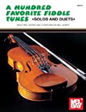 A Hundred Favorite Fiddle Tunes, Bill Guest, 0871669226