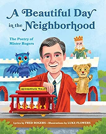 Image result for a beautiful day in the neighborhood book