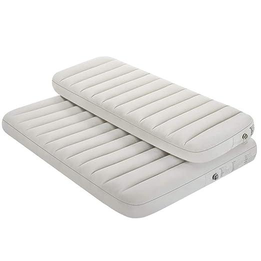 Colchón de aire tamaño individual / doble (individual), cama ...