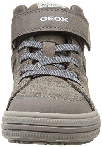 Geox Jr Elvis D - Zapatos Niños gris
