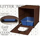 PetSafe Mr. Herzher's Jumbo Decorative Litter Pan