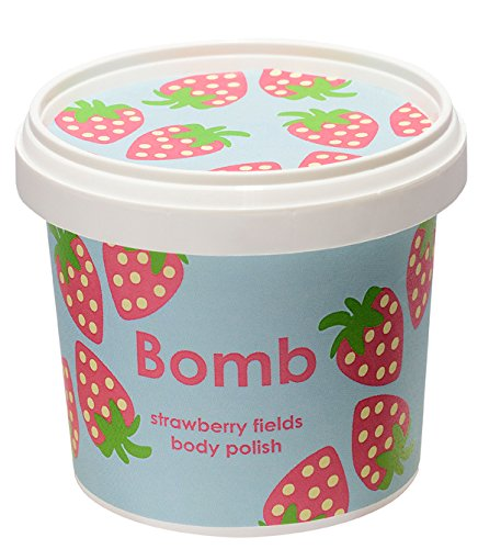Bomb Cosmetics Körperpeeling STRAWBERRY FIELDS BODY POLISH STRFIE06