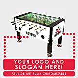 Game Room Guys Custom Coin Op Foosball Table