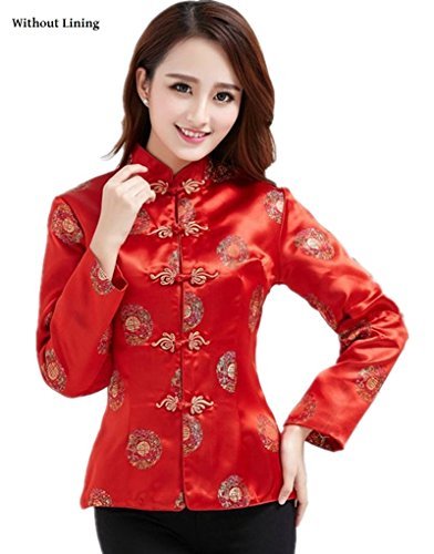 Clothing Chinese Store (Shanghai Story Chinese Traditional Clothing Top Without Lining for Women M B)