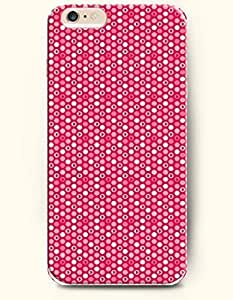 Fancy with Roses and Polka Dots Plastic Phone Case Back For Iphone 5C Case Cover