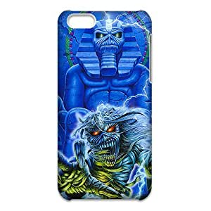 3D iPhone 5C Case,Nupro Lightweight Absorbing and Scratch Resistant Cover Moster Cover