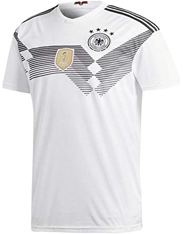 1f92fe5f521 Germany Jersey Mens 2018 Russia World Cup Adult National Team Home Soccer  Jerseys White