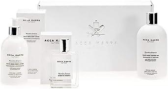 Cincuenta Modernizar Accidentalmente  Acca Kappa White Moss Gift Set: Amazon.co.uk: Luxury Beauty