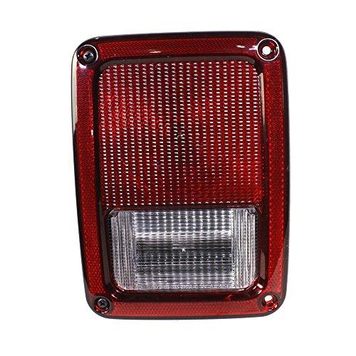 Tail Light for Jeep Wrangler (Jk) 07-16 Assembly Left Side