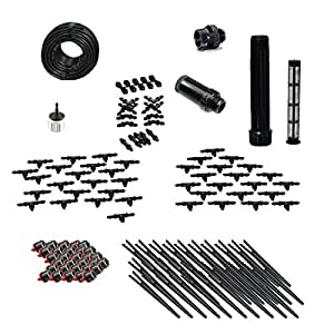 Amazon Com Drip Irrigation Kit For Container Gardening