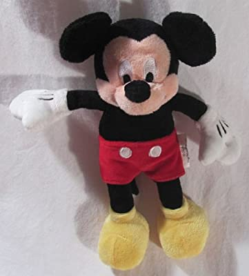 Disney Mickey Mouse Mini Bean Bag Plush from Disney