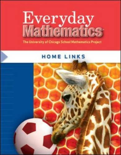 Everyday Math - Consumable Home Links Grade 1 (EM Staff ...