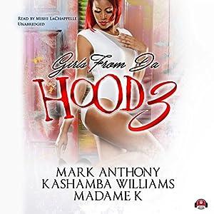 Girls from da Hood, Book 3 Audiobook