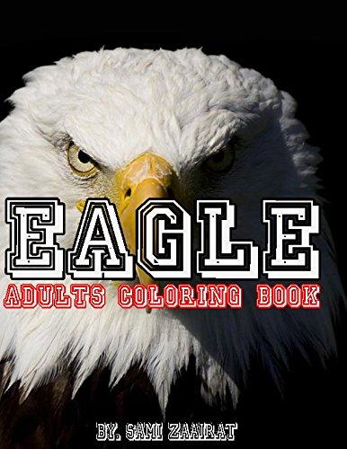 eagle coloring book - 8