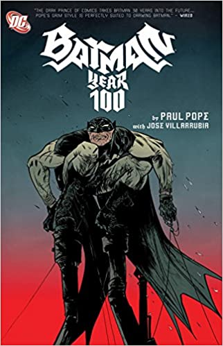 Amazon Batman Year 100 Other Tales Deluxe Edition 9781401258078 Paul Pope Books
