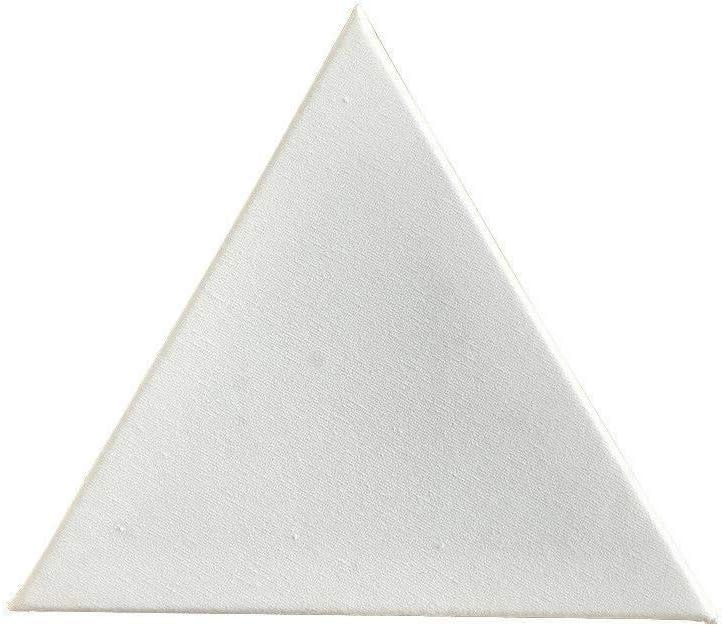 3-eckig(Seitenl/änge von 50 cm) Easy Kunst GmbH Keilrahmen 380 g//m/² Baumwolle 16mm