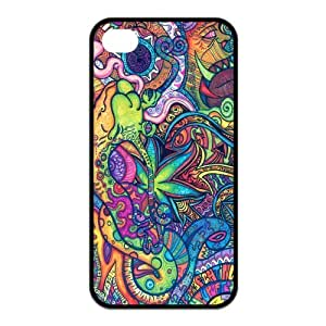 FashionFollower Design Fantasy Series Psychedelic Fantastic Phone Case Suitable For iphone4/4s IP4WN42612
